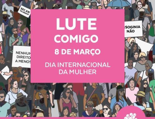 #8M: Dia de luta pelas mulheres