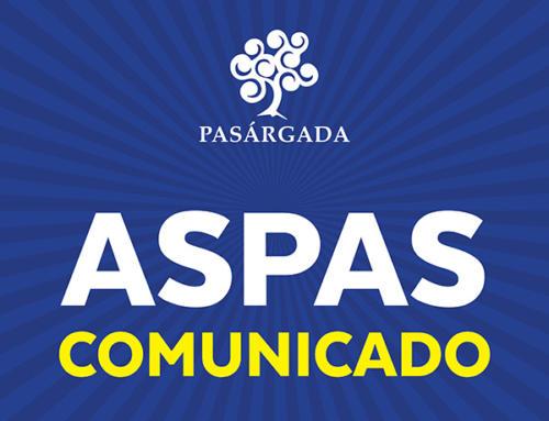 Comunicado Aspas 09.04.2019
